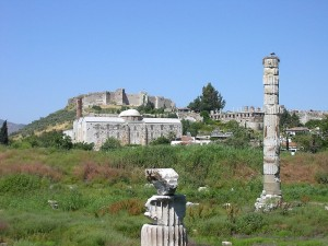 1280px-Ac_artemisephesus Site of the Temple of Artemis today by Adam Carr CC BY-SA 3.0