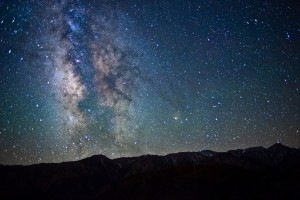 The Milky Way by Flickr user John Lemieux  (CC BY 2.0)