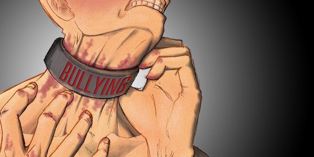 Bullying, by Rennan Aiko on deviantART (CC BY 3.0)