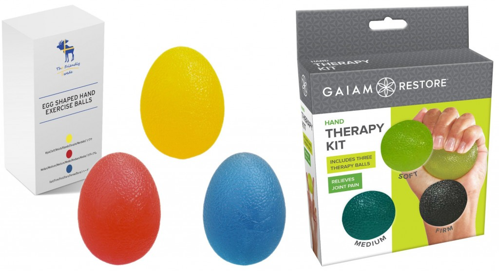 Image: The Helpful Swede (L) and Gaiam (R)
