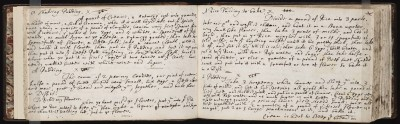 Commonplace Book pages with recipes by Belnecke Flickr Laboratory (CC BY 2.0)