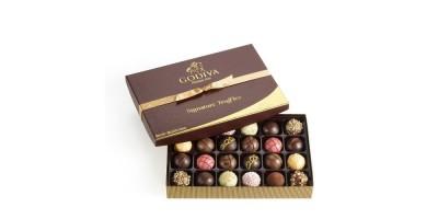 Godiva truffles. Image: Godiva