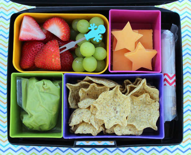 Simple Bento by Flickr user Melissa (CC BY 2.0)