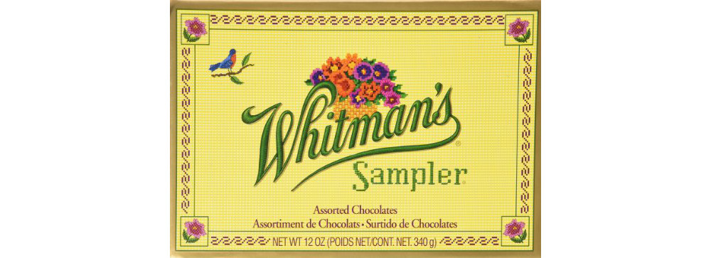Image: Whitman's Sampler