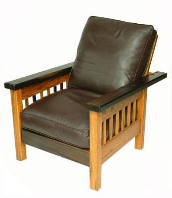 The Morris Chair. Image: Public Domain