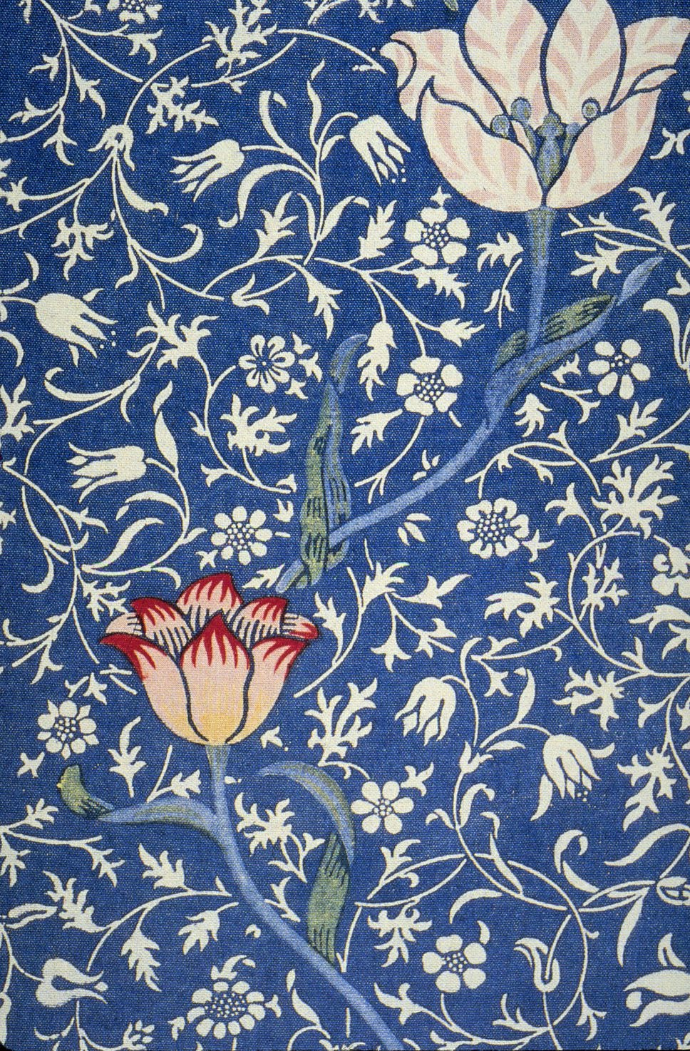 By William Morris, 1885. Image credit: Unknown