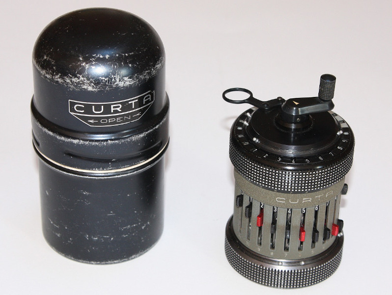 A Curta by Nol Aders (CC BY-SA 3.0)
