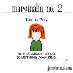 Marginalia no. 2 to post