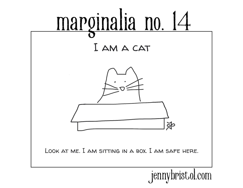 Marginalia no. 14 to post