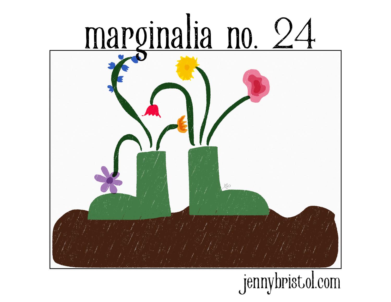 Marginalia no. 24 to post
