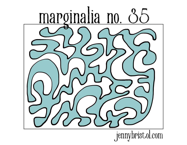 Marginalia no. 35 to post