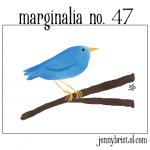 Marginalia No. 47 to post