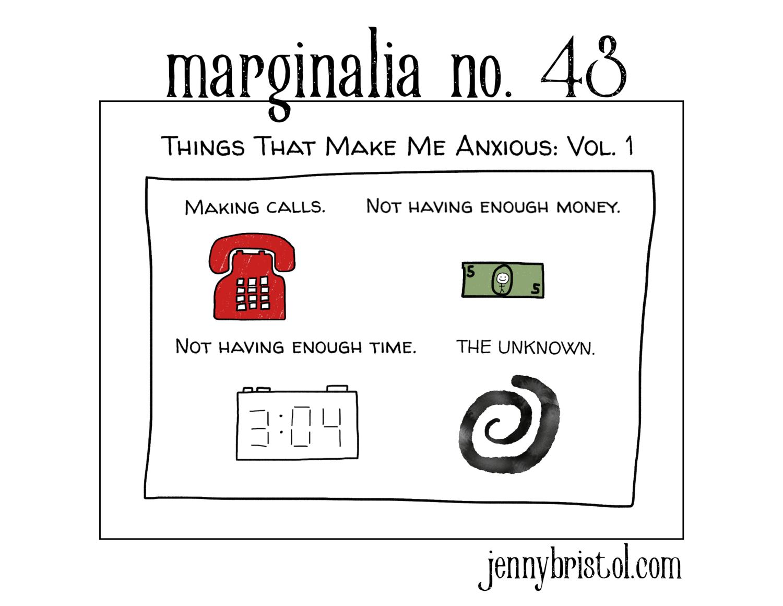 Marginalia no. 43 to post