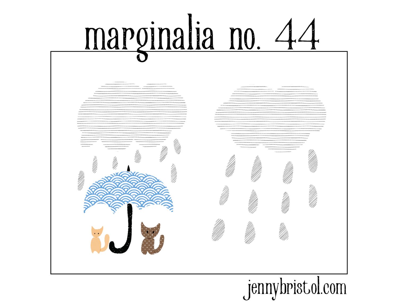 Marginalia no. 44 to post