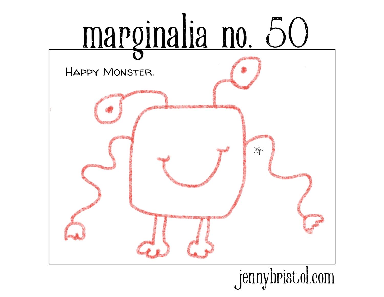 Marginalia No. 50 to post