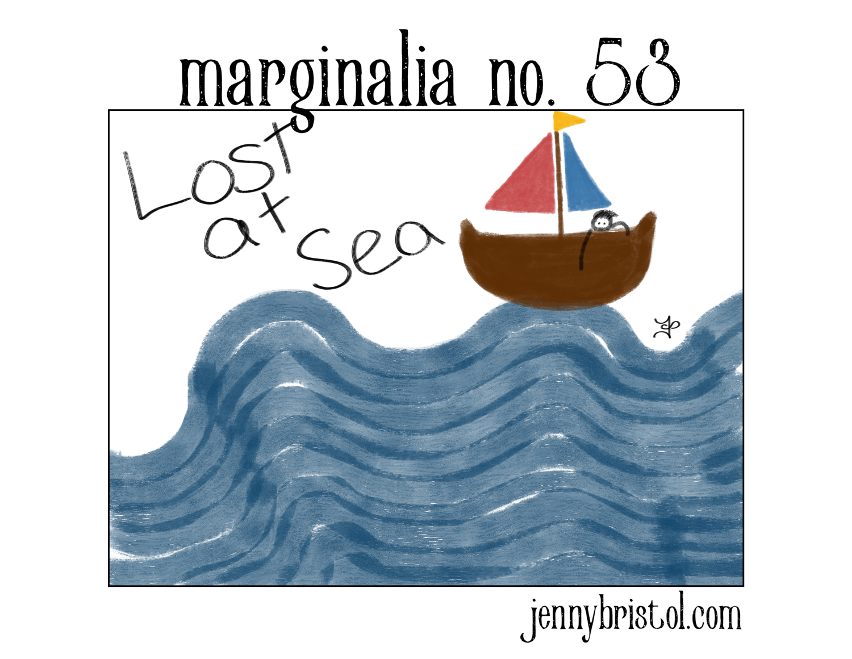 Marginalia No. 53 to post