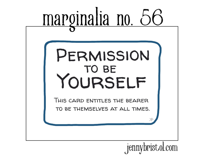 Marginalia No. 56 to post