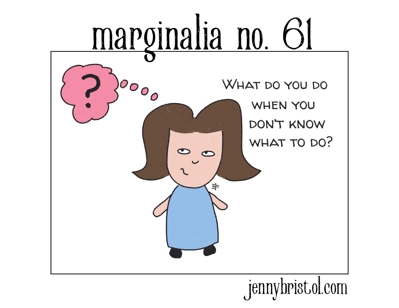 Marginalia No. 61 to post