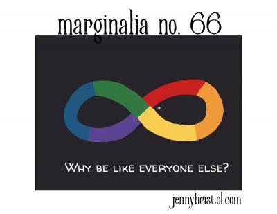 Marginalia No. 66 to post