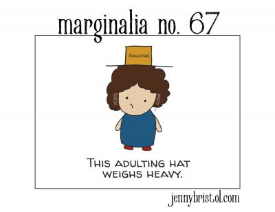 Marginalia No. 67 to post