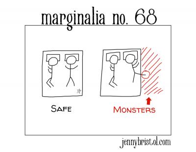 Marginalia No. 68 to post