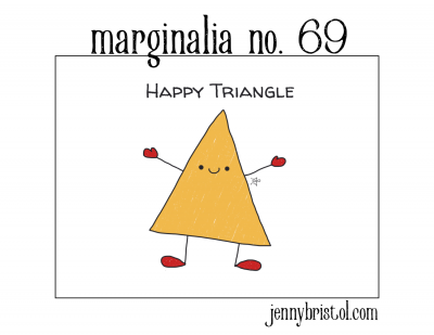 Marginalia No. 69 to post