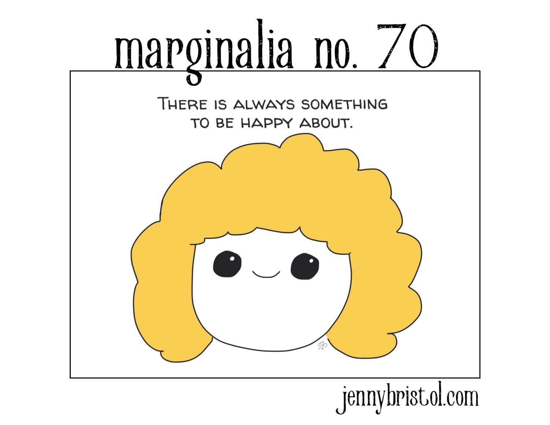 Marginalia No. 70 to post