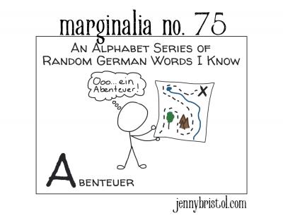 Marginalia No. 75 to post
