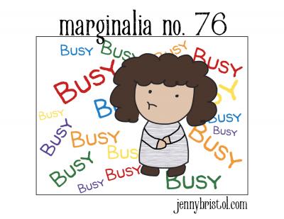 Marginalia No. 76 to post