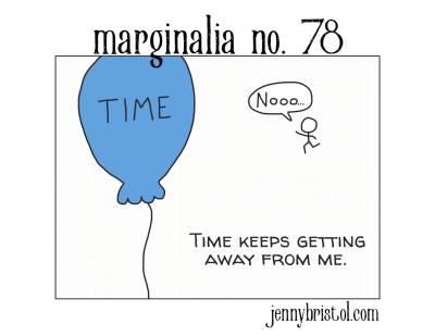 Marginalia No. 78 to post