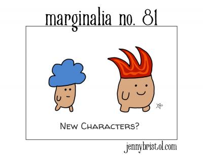 Marginalia No. 81 to post