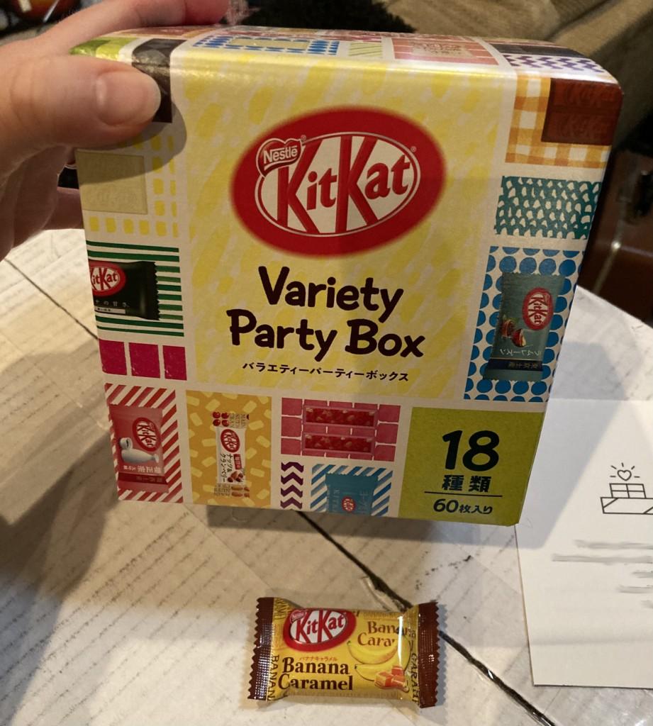 KitKat box