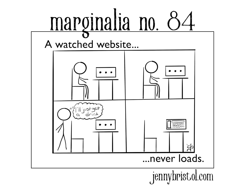 Marginalia no. 84 to post